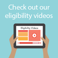 Check out our eligibility videos