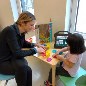 Amanda Northrop, Coordinator of Family Services