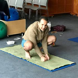 Craig Hanauer, Yoga Instructor