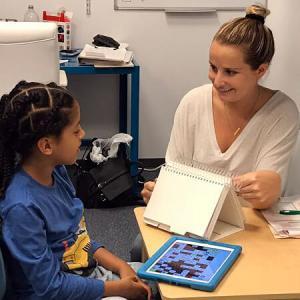 Madeline Schwartz, Speech Language Pathologist