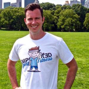 Michael Shipper, Adaptive Physical Education Teacher