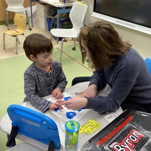 Shannon O'Neill, Special Education Teacher