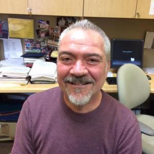 Photograph of Tom Ott